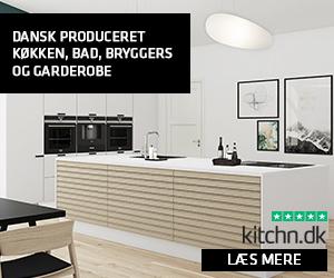 Køkkenskabe fra Kitchen.dk